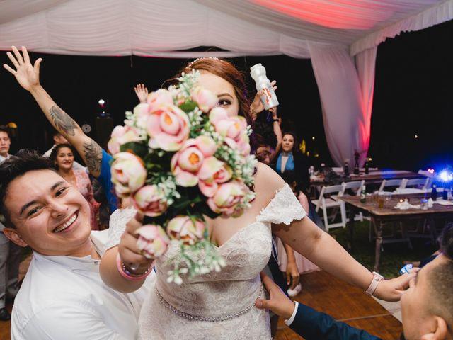 La boda de Diego  y Shari  en Bernal, Querétaro 24