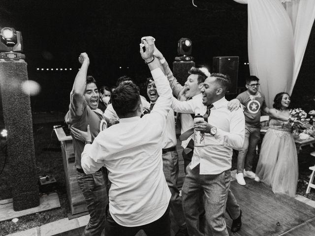 La boda de Diego  y Shari  en Bernal, Querétaro 25