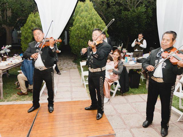 La boda de Diego  y Shari  en Bernal, Querétaro 28