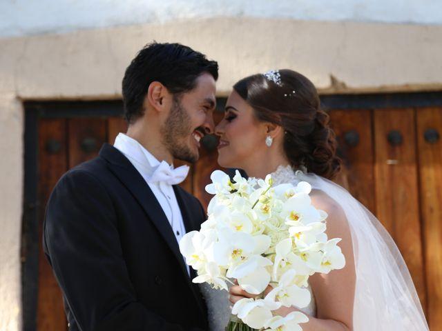La boda de Aldo y Karla