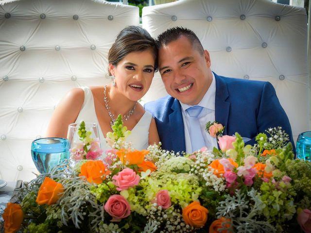 La boda de Nancy y Aarón