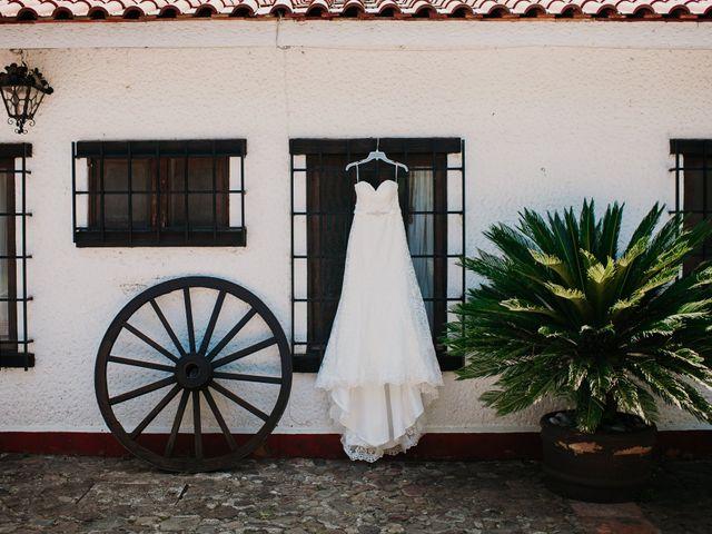 La boda de Alberto y Alejandra en Tepotzotlán, Estado México 3