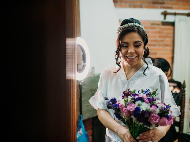 La boda de Alberto y Alejandra en Tepotzotlán, Estado México 8