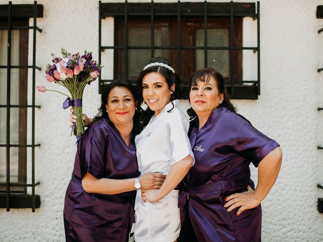 La boda de Alberto y Alejandra en Tepotzotlán, Estado México 9
