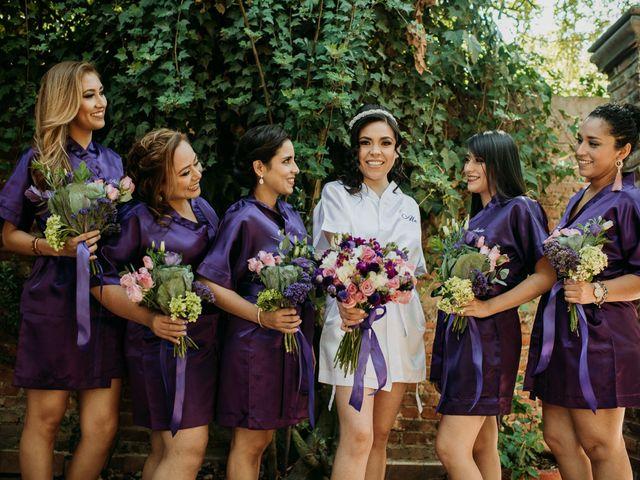 La boda de Alberto y Alejandra en Tepotzotlán, Estado México 12