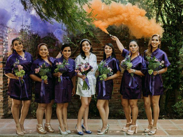 La boda de Alberto y Alejandra en Tepotzotlán, Estado México 13