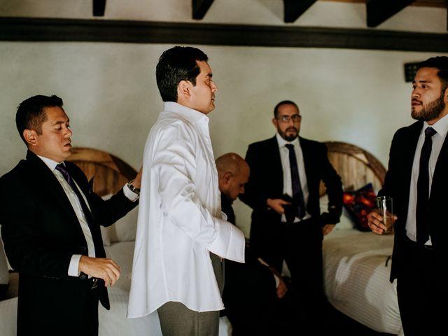 La boda de Alberto y Alejandra en Tepotzotlán, Estado México 17
