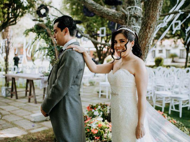 La boda de Alberto y Alejandra en Tepotzotlán, Estado México 22