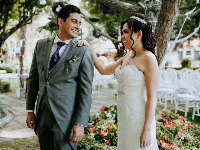 La boda de Alberto y Alejandra en Tepotzotlán, Estado México 23