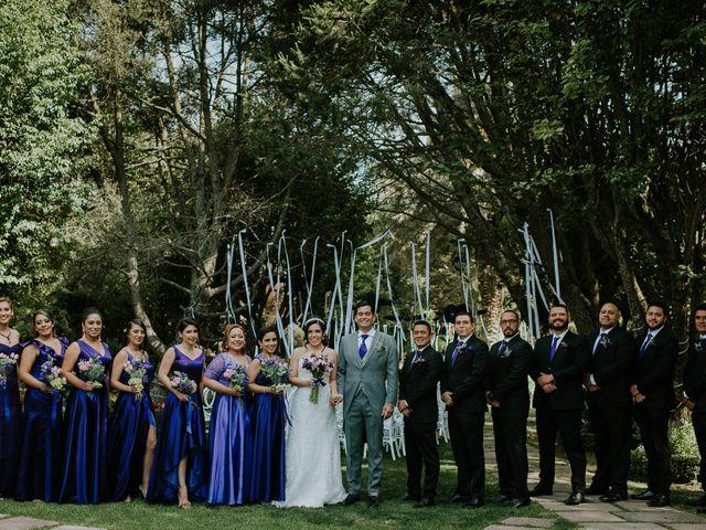 La boda de Alberto y Alejandra en Tepotzotlán, Estado México 27