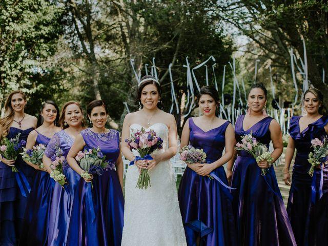 La boda de Alberto y Alejandra en Tepotzotlán, Estado México 34