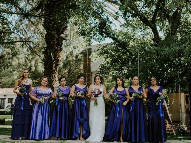 La boda de Alberto y Alejandra en Tepotzotlán, Estado México 36