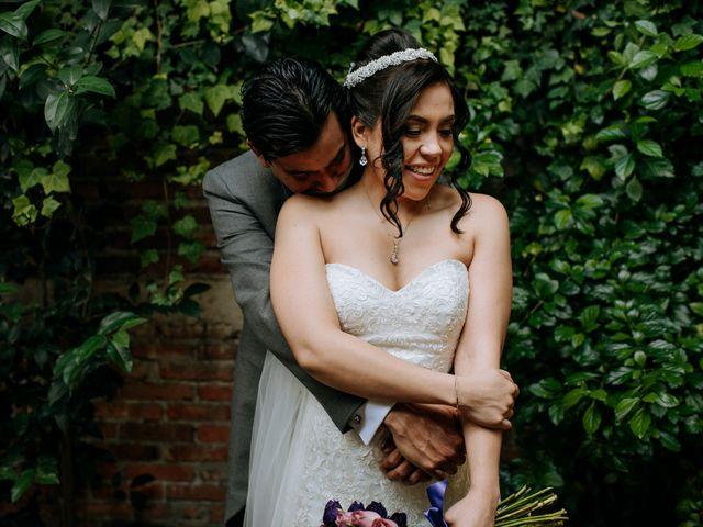 La boda de Alberto y Alejandra en Tepotzotlán, Estado México 44