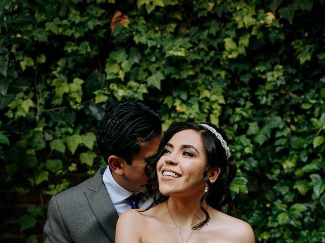 La boda de Alberto y Alejandra en Tepotzotlán, Estado México 45