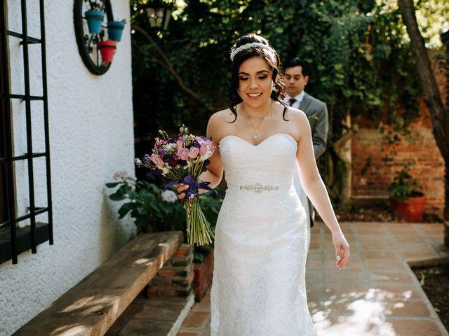 La boda de Alberto y Alejandra en Tepotzotlán, Estado México 46