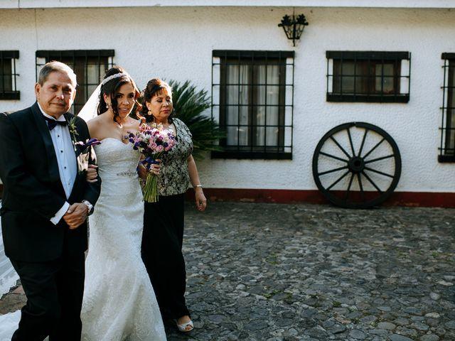 La boda de Alberto y Alejandra en Tepotzotlán, Estado México 51