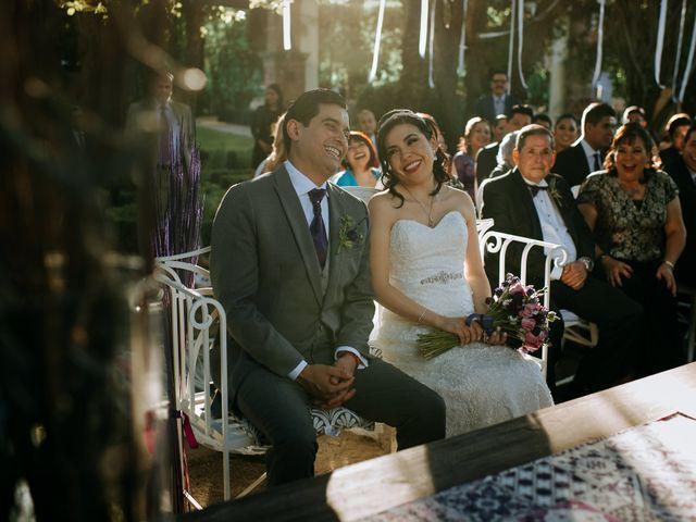 La boda de Alberto y Alejandra en Tepotzotlán, Estado México 52