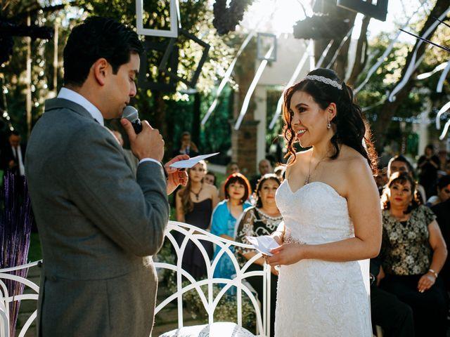 La boda de Alberto y Alejandra en Tepotzotlán, Estado México 53