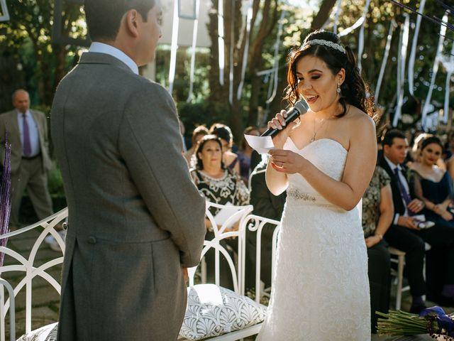 La boda de Alberto y Alejandra en Tepotzotlán, Estado México 55