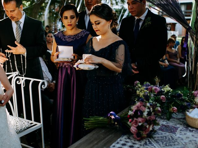 La boda de Alberto y Alejandra en Tepotzotlán, Estado México 57