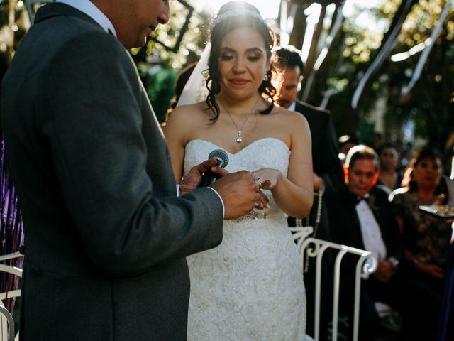 La boda de Alberto y Alejandra en Tepotzotlán, Estado México 58