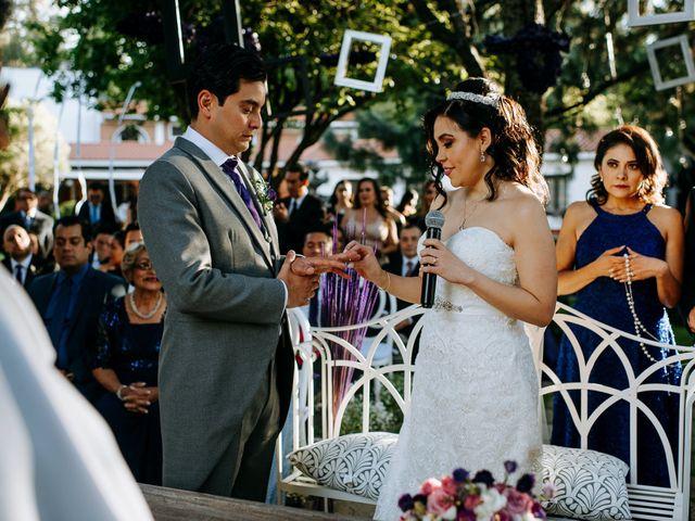 La boda de Alberto y Alejandra en Tepotzotlán, Estado México 59