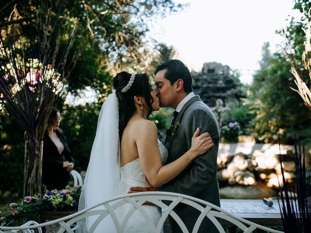 La boda de Alberto y Alejandra en Tepotzotlán, Estado México 63