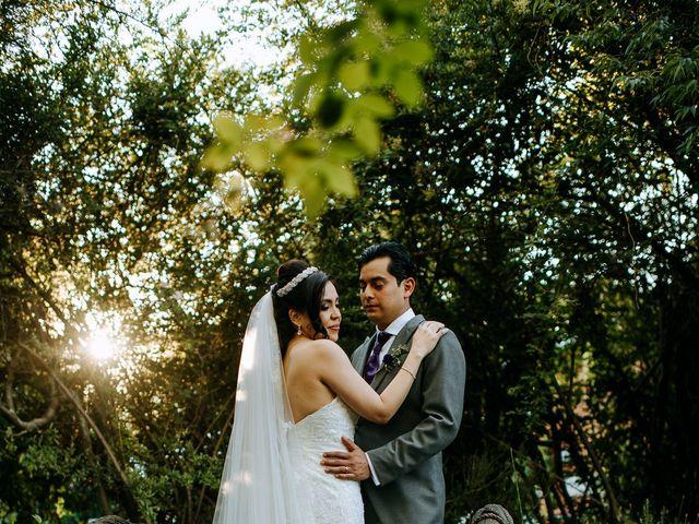 La boda de Alberto y Alejandra en Tepotzotlán, Estado México 67