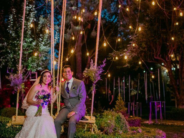 La boda de Alberto y Alejandra en Tepotzotlán, Estado México 70