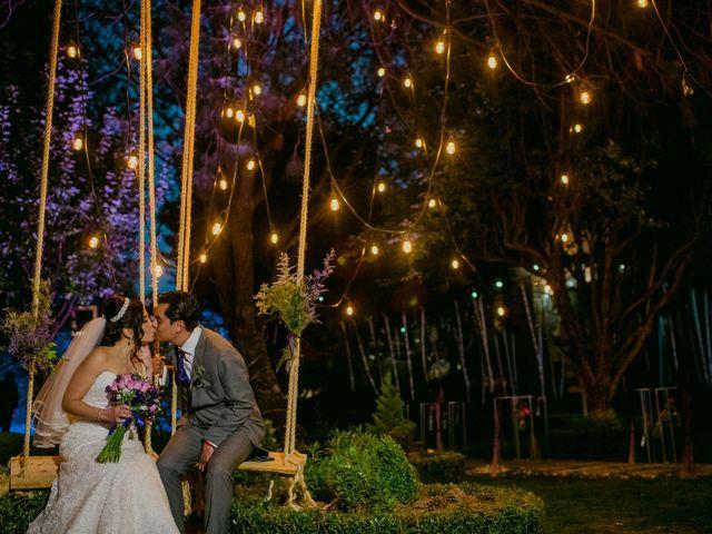La boda de Alberto y Alejandra en Tepotzotlán, Estado México 71