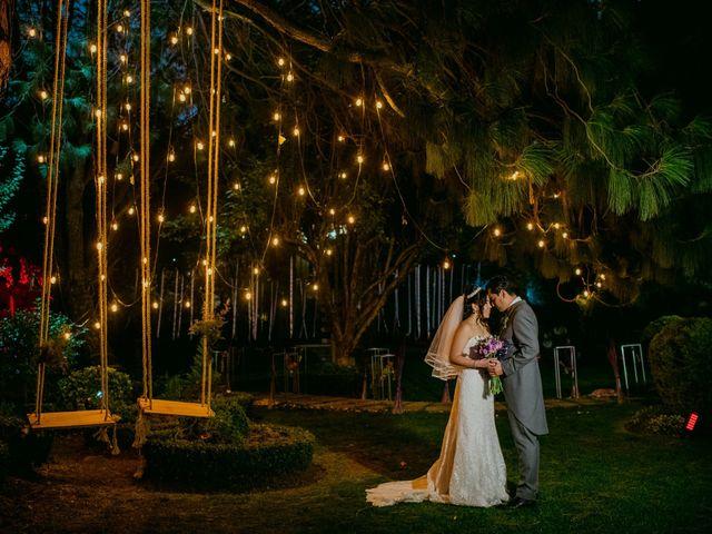 La boda de Alberto y Alejandra en Tepotzotlán, Estado México 2