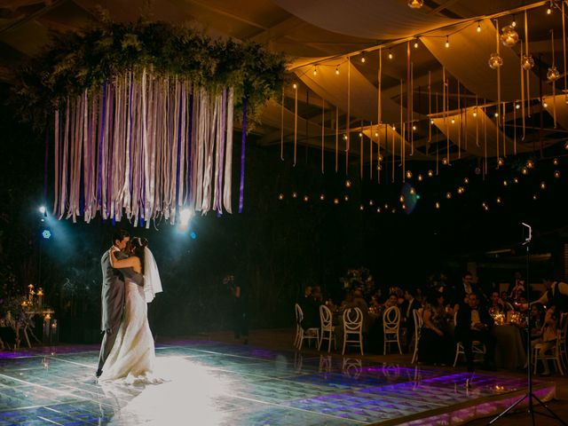 La boda de Alberto y Alejandra en Tepotzotlán, Estado México 73