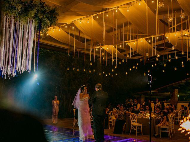 La boda de Alberto y Alejandra en Tepotzotlán, Estado México 77