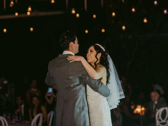 La boda de Alberto y Alejandra en Tepotzotlán, Estado México 82