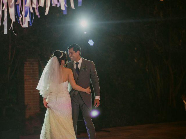 La boda de Alberto y Alejandra en Tepotzotlán, Estado México 83