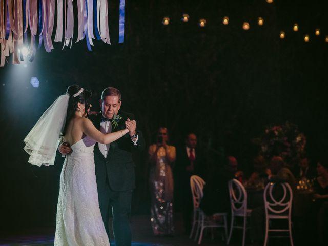 La boda de Alberto y Alejandra en Tepotzotlán, Estado México 84
