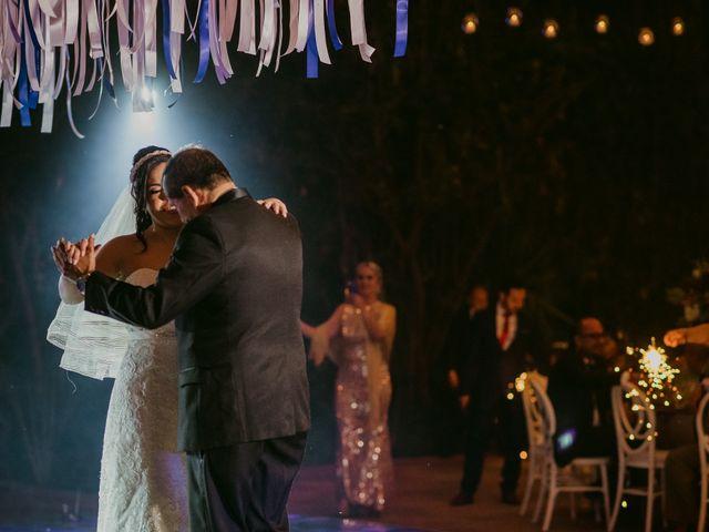 La boda de Alberto y Alejandra en Tepotzotlán, Estado México 85