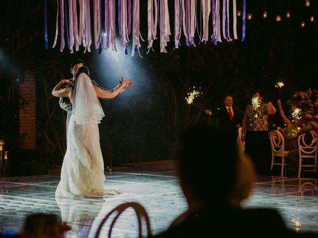 La boda de Alberto y Alejandra en Tepotzotlán, Estado México 87