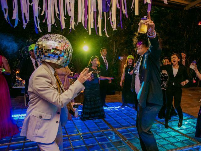 La boda de Alberto y Alejandra en Tepotzotlán, Estado México 92