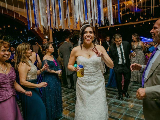 La boda de Alberto y Alejandra en Tepotzotlán, Estado México 95