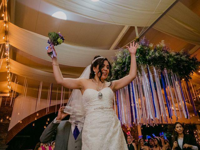 La boda de Alberto y Alejandra en Tepotzotlán, Estado México 100
