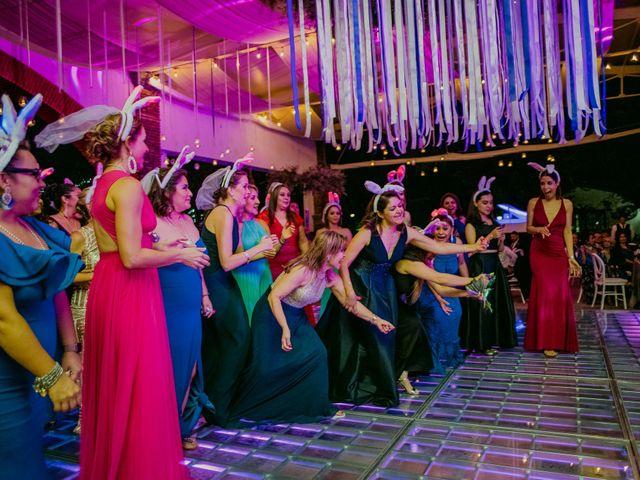 La boda de Alberto y Alejandra en Tepotzotlán, Estado México 103