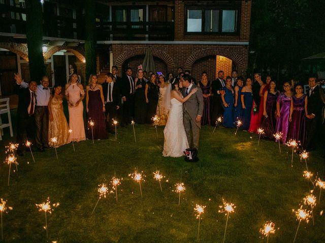 La boda de Alberto y Alejandra en Tepotzotlán, Estado México 119