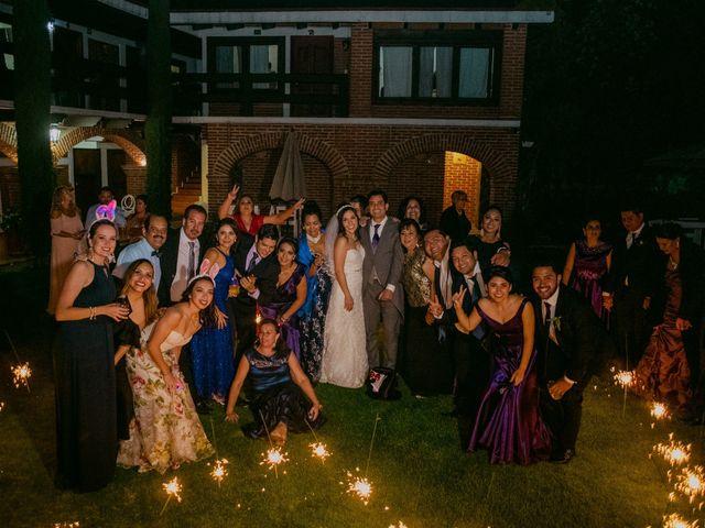 La boda de Alberto y Alejandra en Tepotzotlán, Estado México 120