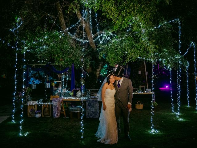 La boda de Alberto y Alejandra en Tepotzotlán, Estado México 121