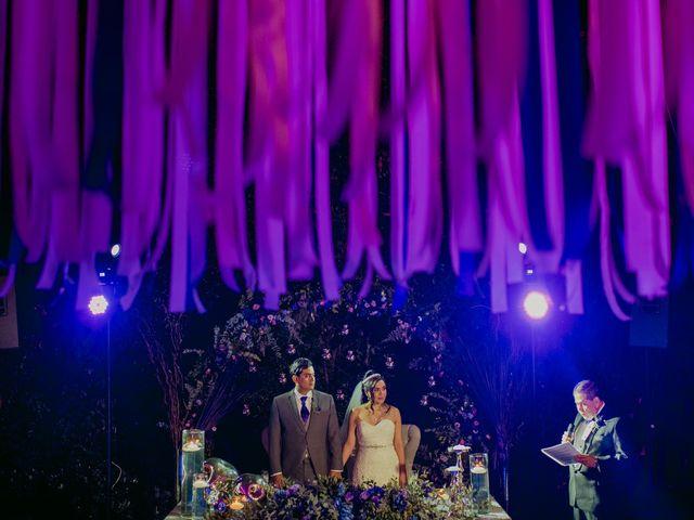 La boda de Alberto y Alejandra en Tepotzotlán, Estado México 124