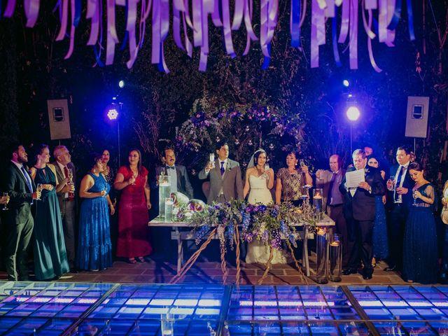 La boda de Alberto y Alejandra en Tepotzotlán, Estado México 125