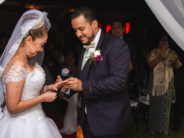 La boda de Josimar y Zuat