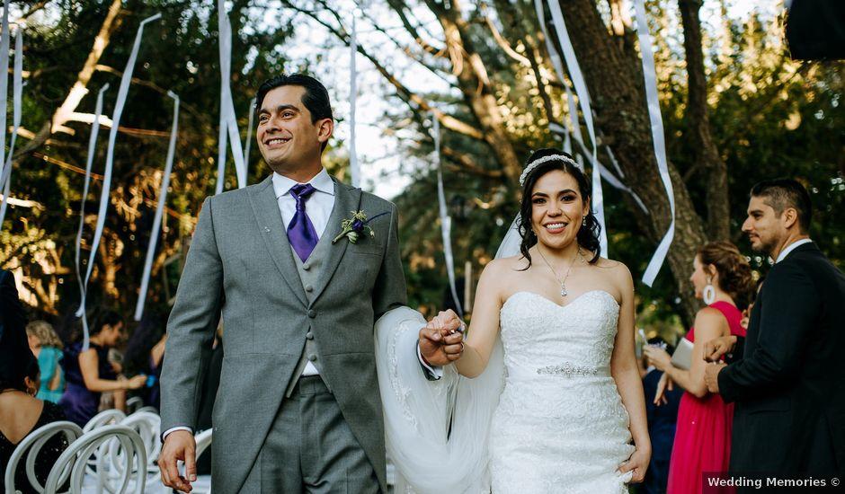 La boda de Alberto y Alejandra en Tepotzotlán, Estado México