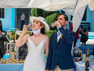 La boda de Isa y Toñeco 1